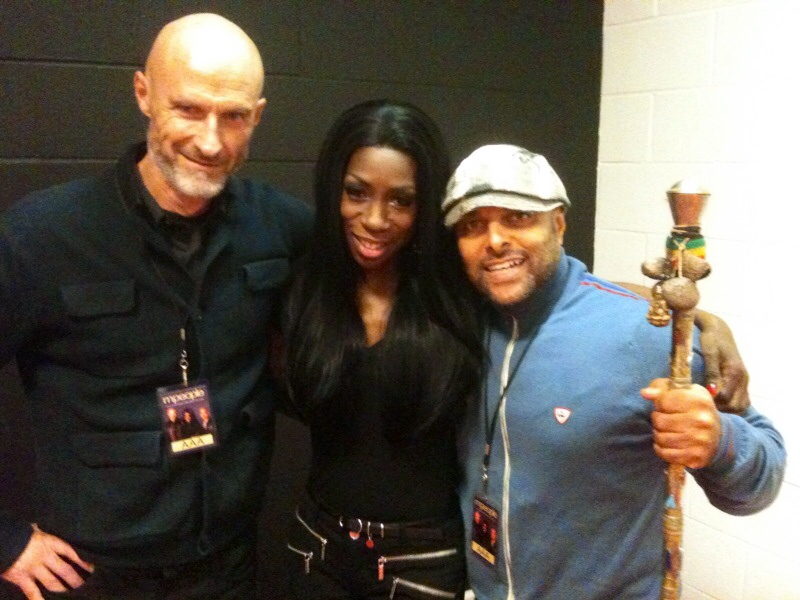Paul Heard, Heather Small & Shovel
